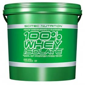 100% Whey Isolate 4000g Scitec Nutrition
