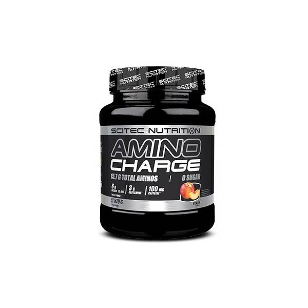 Amino Charge Scitec Nutrition 570g
