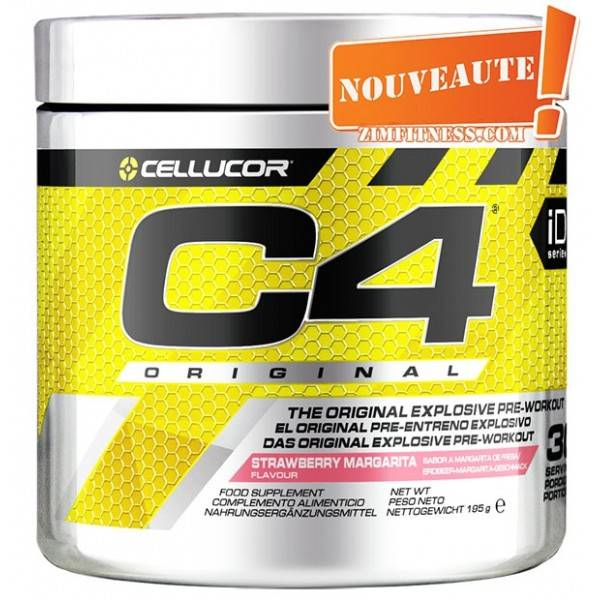 C4 Original Cellucor 195g