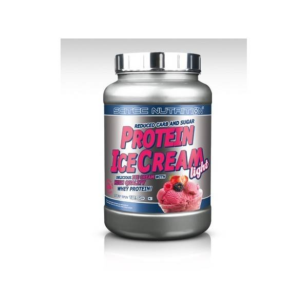 Protein Ice Cream Scitec Nutrition 1250g