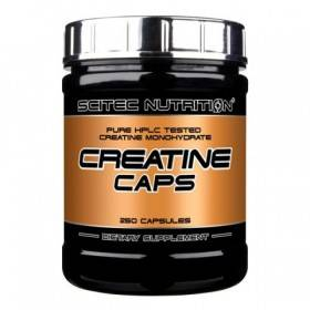 Creatine 250 caps Scitec Nutrition