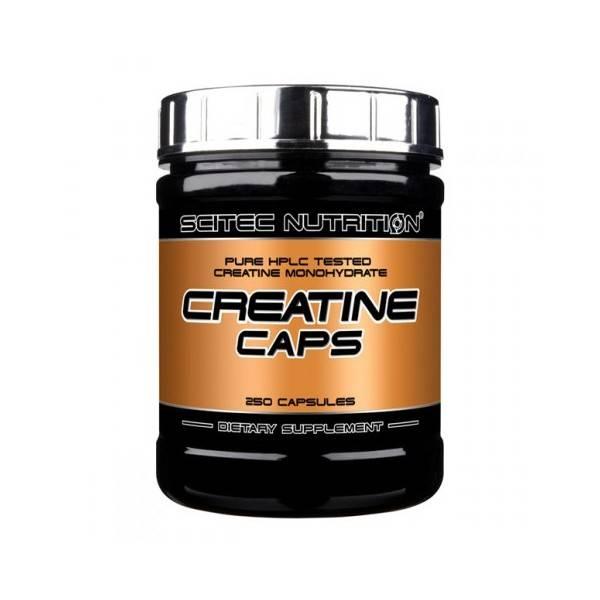 Creatine 250 caps Scitec Nutrition
