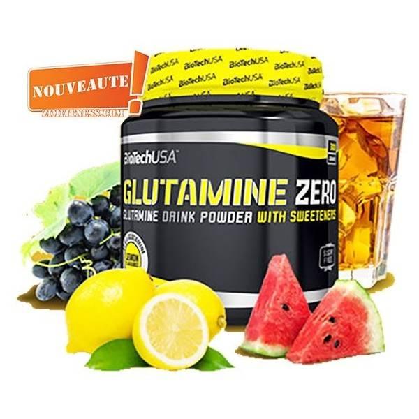 Glutamine Zero Biotech USA 3000g