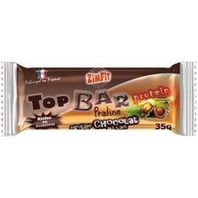 Barre Top Bar Protein Zimfit 35g
