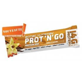 Barre Pro'n'go Scitec 45g