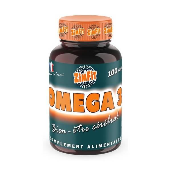 Omega 3 1000mg Zimfit 100caps