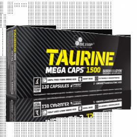 Taurine Olimp Nutrition Mega Caps 120 caps