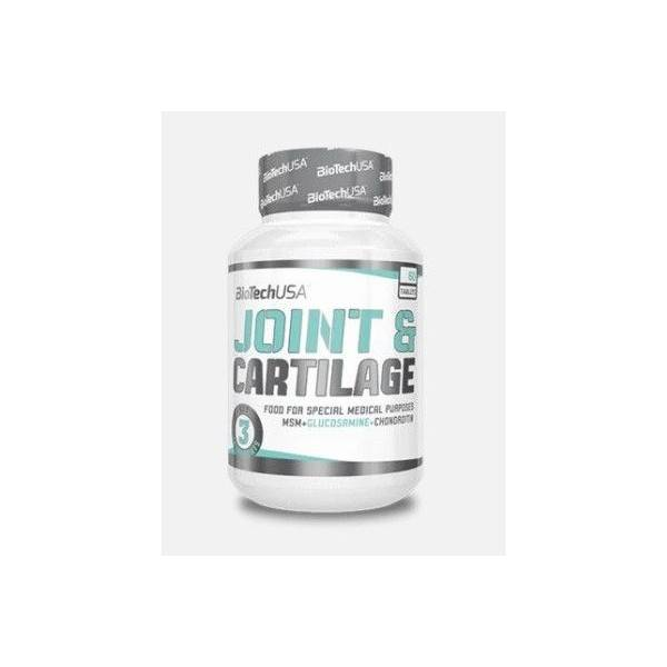 Joint et Cartilage Biotech USA 60 caps