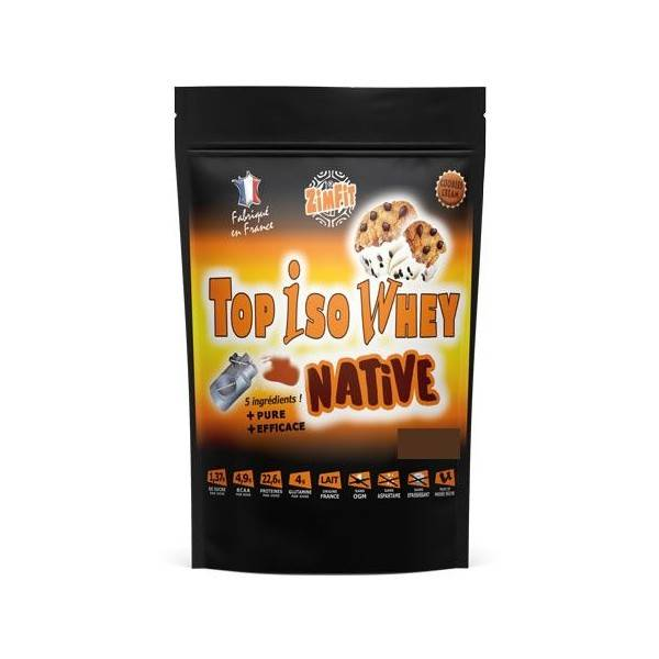 Top Iso Whey Native Zimfit 2kg