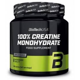 100% Micronized Creatine Biotech USA 500g