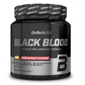 Black Blood NOX + Biotech USA 330g