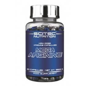 Mega Arginine Scitec Nutrition 120 Capsules