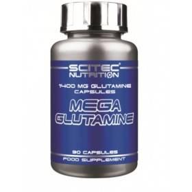 Mega Glutamine Scitec Nutrition 120 Capsules