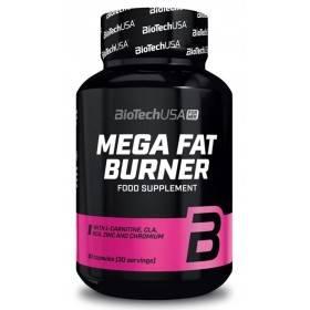 Mega Fat Burner Biotech USA 90 caps