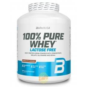 100% PURE WHEY Biotech USA 2270g