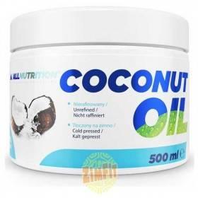Huille de noix de coco pressée à froid All Nutrition 500ML