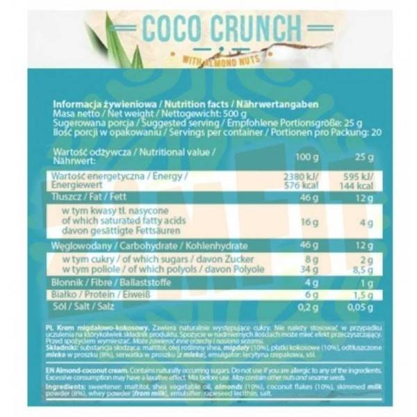 Nutlove All Nutrition 500g