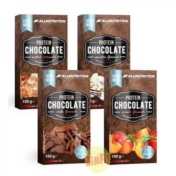 Potein Chocolate All Nutrition 100g