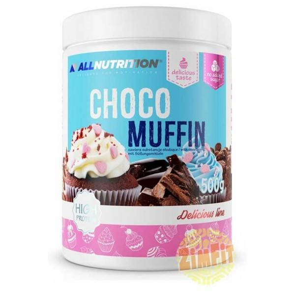 Choco Muffin All Nutrition 500g
