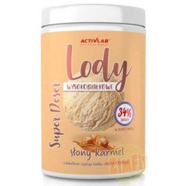 Protein Ice Cream Lody Activlab 400g