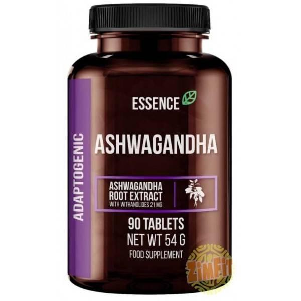 Ashwagandha Essence Nutrition 90 caps