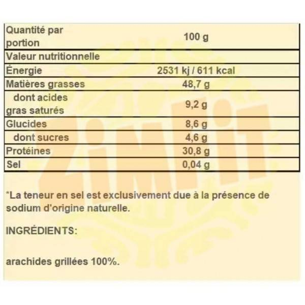 Booster Peanut Butter Trec Nutrition 350g