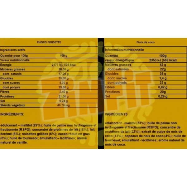 Booster Protein Cream Trec Nutrition 300g