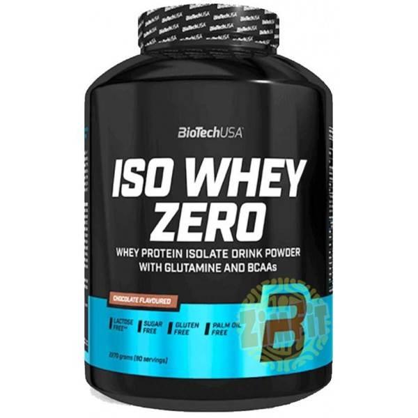 Iso Whey Zero Biotech USA 2270g
