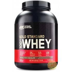 100% Whey Gold standard Optimum Nutrition 2270g