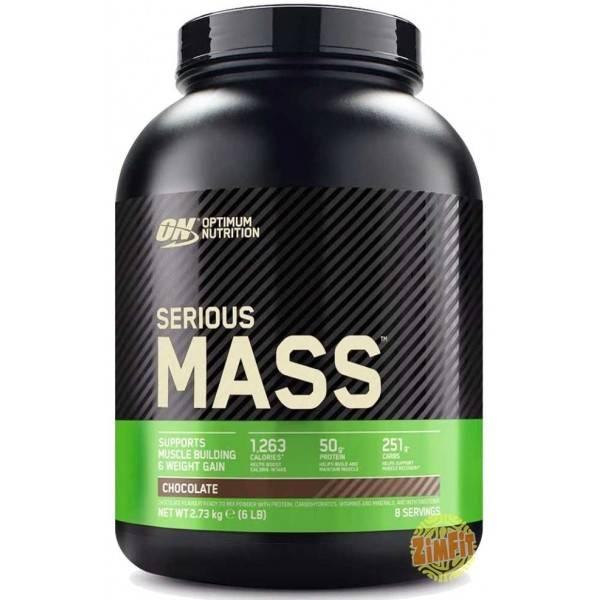 Serious Mass Optimum Nutrition 2720g