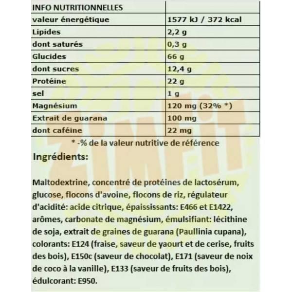 Protein Breakfast Activlab 1kg