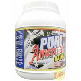 Pure American Gainer FitMax 2200g