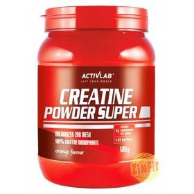 Creatine Powder Super Micronised Activlab 500g