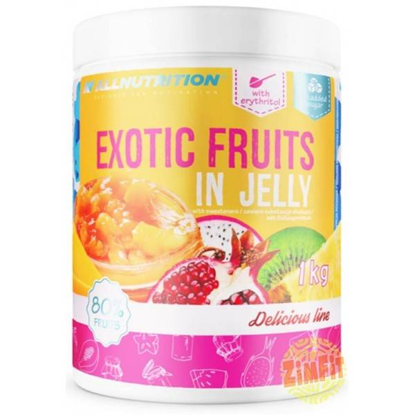 Fruit in Jelly confiture AllNutrition 1000g