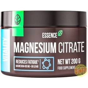 Magnesium Citrate Essence Nutrition 200g
