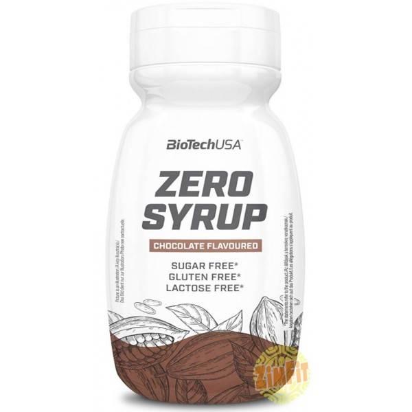Zero Syrup Biotech USA 320ml