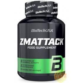 ZMATTACK Biotech USA 60 caps