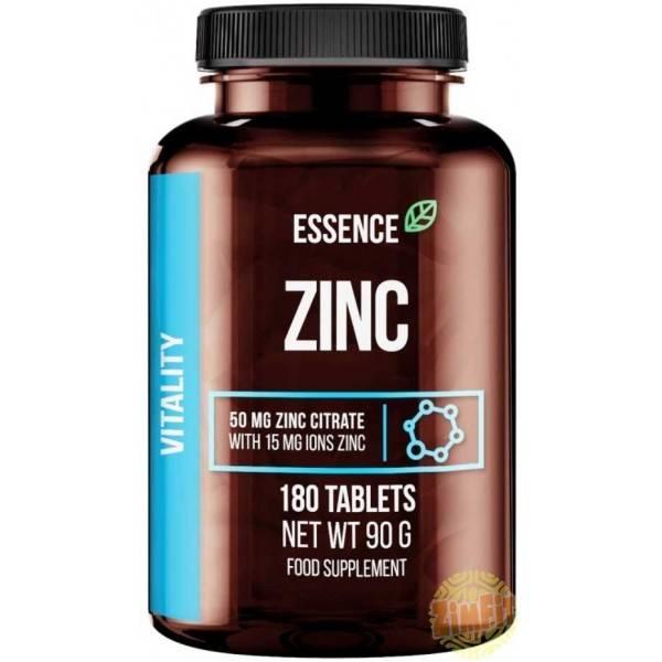 Zinc citrate Essence Nutrition 180 caps