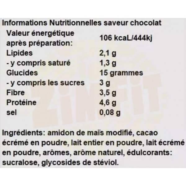 Sugar Free Pudding AllNutrition 500g