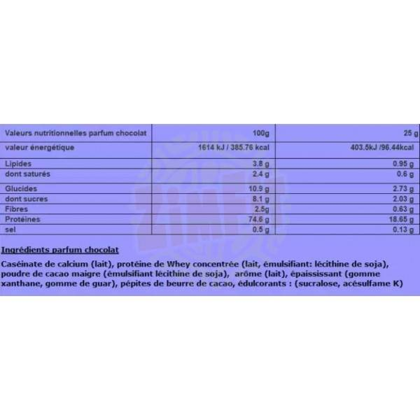 Protein Milkshake XXL Nutrition 750g