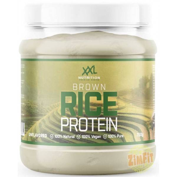 Brown Rice Protein XXL Nutrition 750g