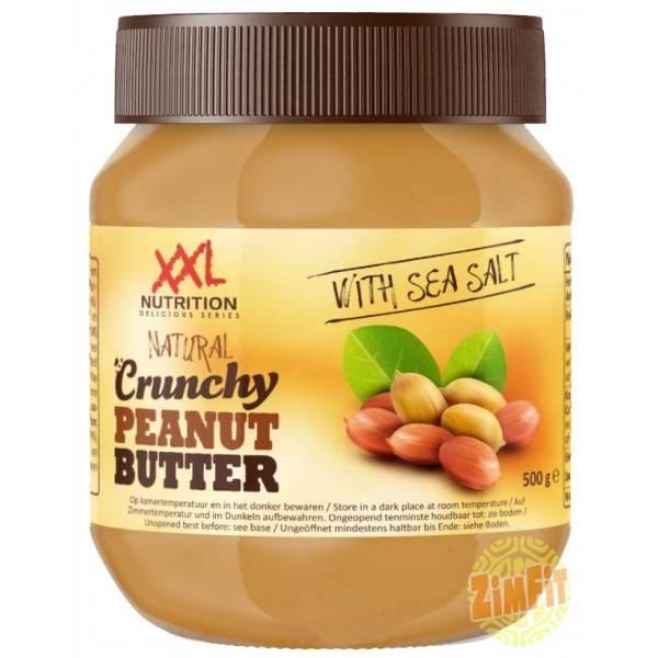 Natural Peanut Butter XXL Nutrition 500g