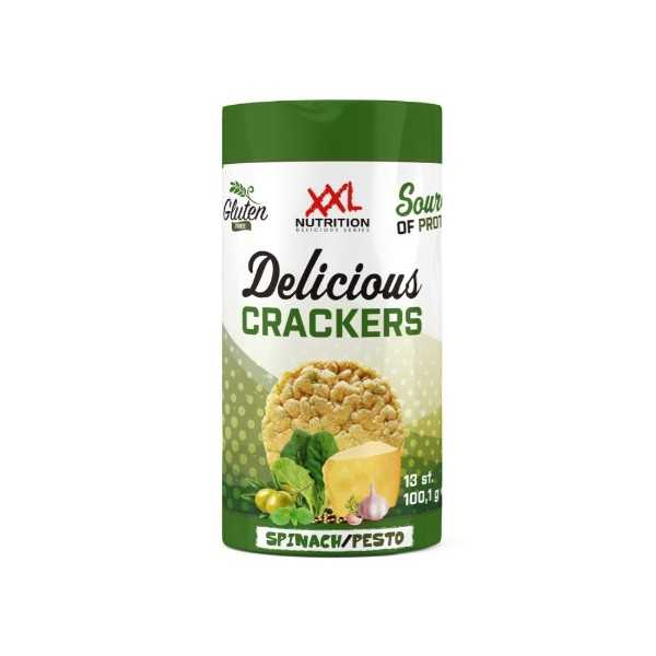 Delicious Crackers XXL Nutrition 122g