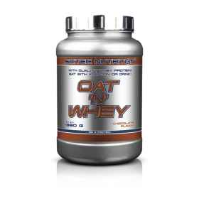 OAT' N' WHEY 1380 g Scitec Nutrition