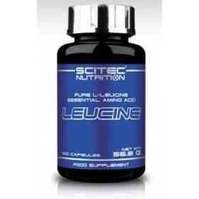 Leucine 100 caps Scitec Nutrition