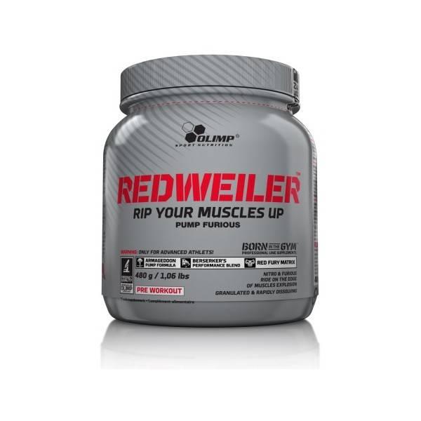Redweiler Olimp Nutrition 480g