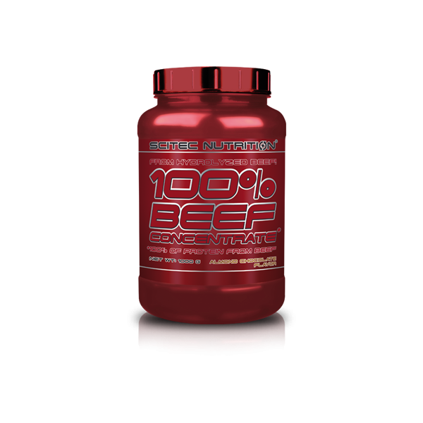 100% Beef Concentrate 2000g Scitec Nutrition