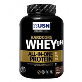 Hardcore Whey GHUSN Nutrition 2000g