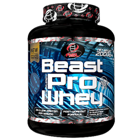 Beast Pro Whey All Sports Labs 2000g