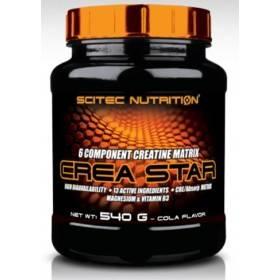 Crea Star Scitec Nutrition 540g